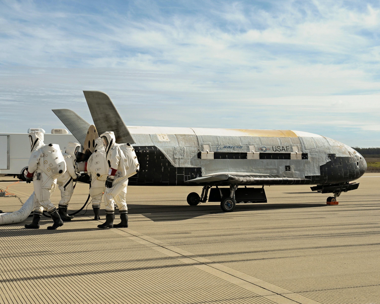 X-37B found in orbit 13