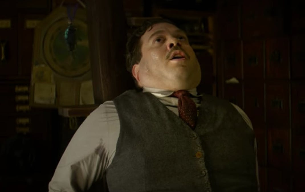 A Billywig in 'Fantastic Beasts and Where to Find Them'