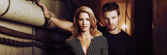 Arrow Season 5 Episode 20 Is Pure, Sexy Olicity Fan Service  Inverse-7805