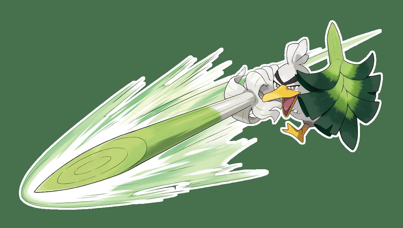 pokemon sirfetch'd