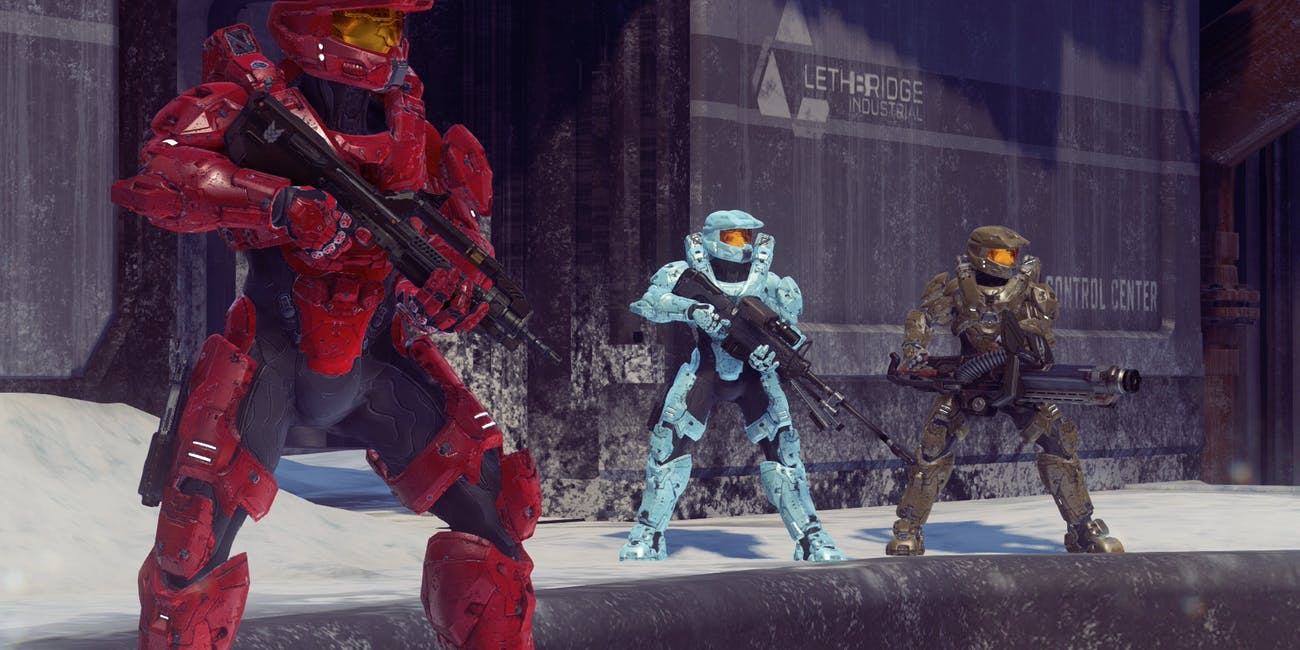 Rooster Teeth Red vs Blue