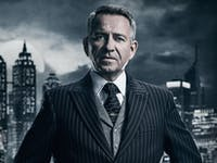 Justice League Alfred Sean Pertwee