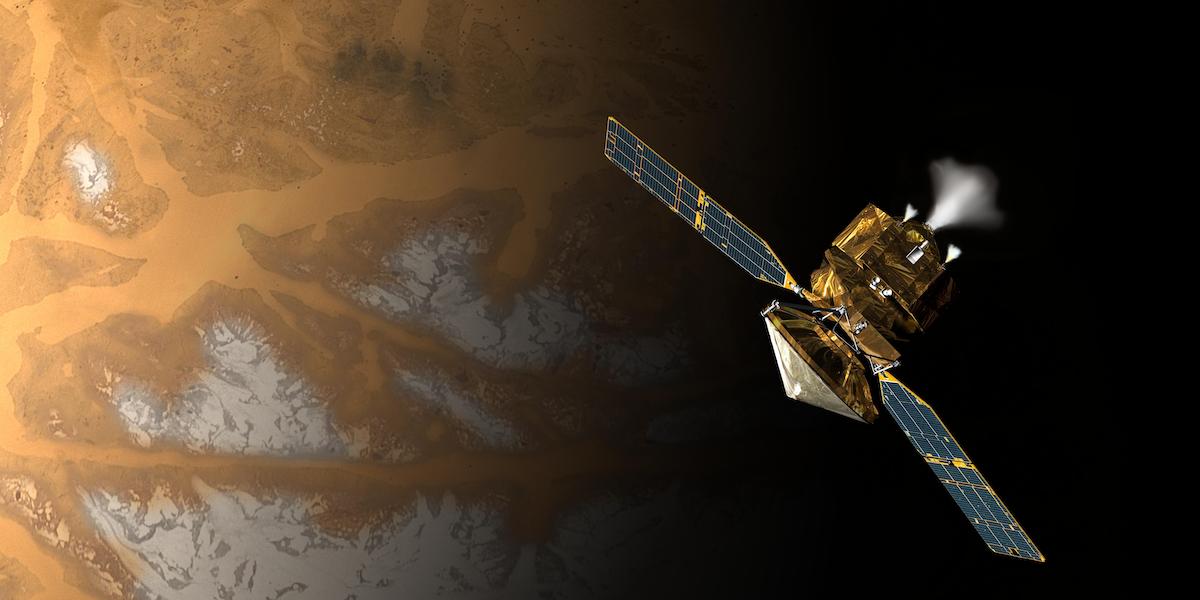 mars probe found - photo #29