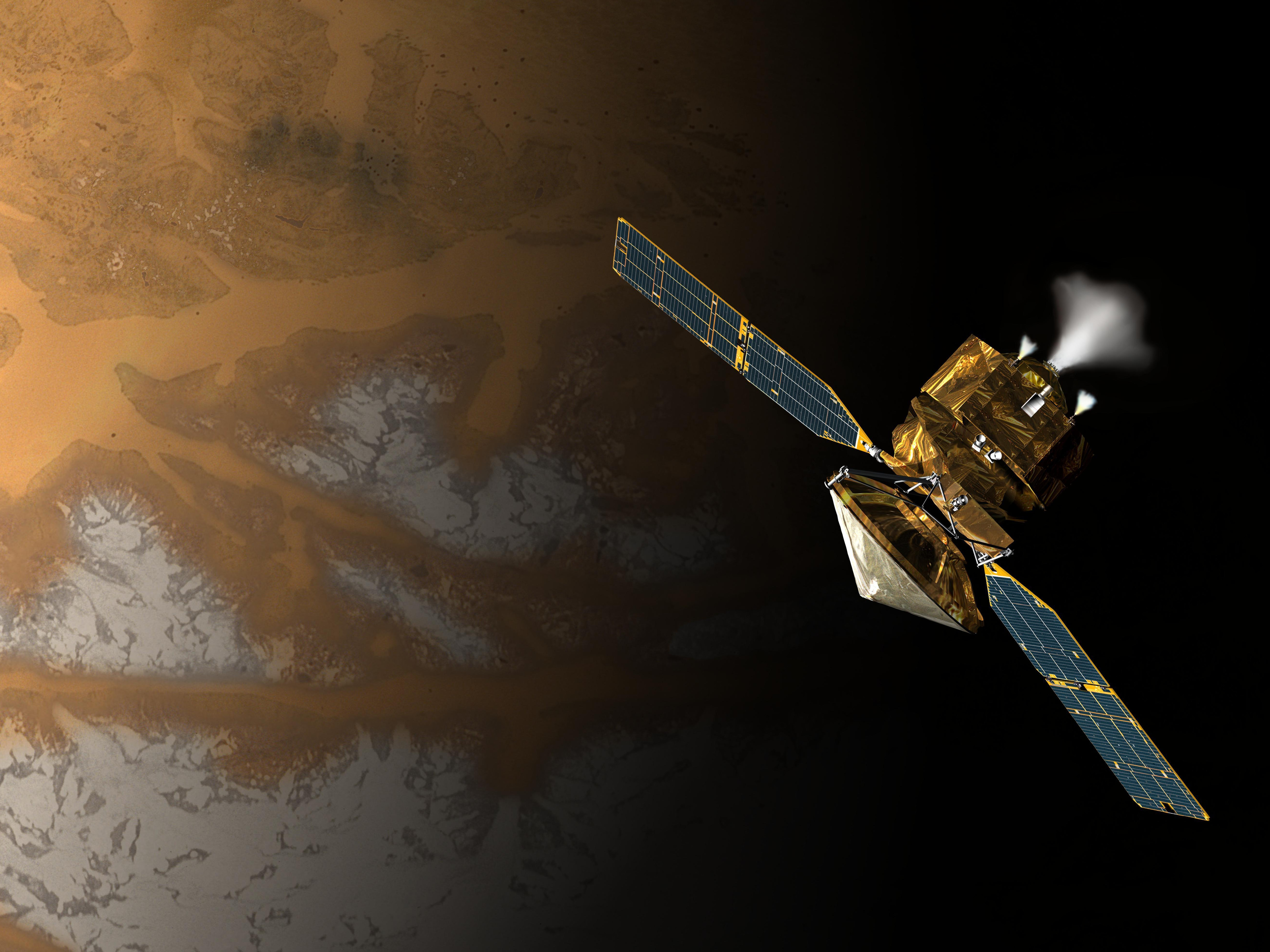 What NASA's Mars Reconnaissance Orbiter Has Found During a ...