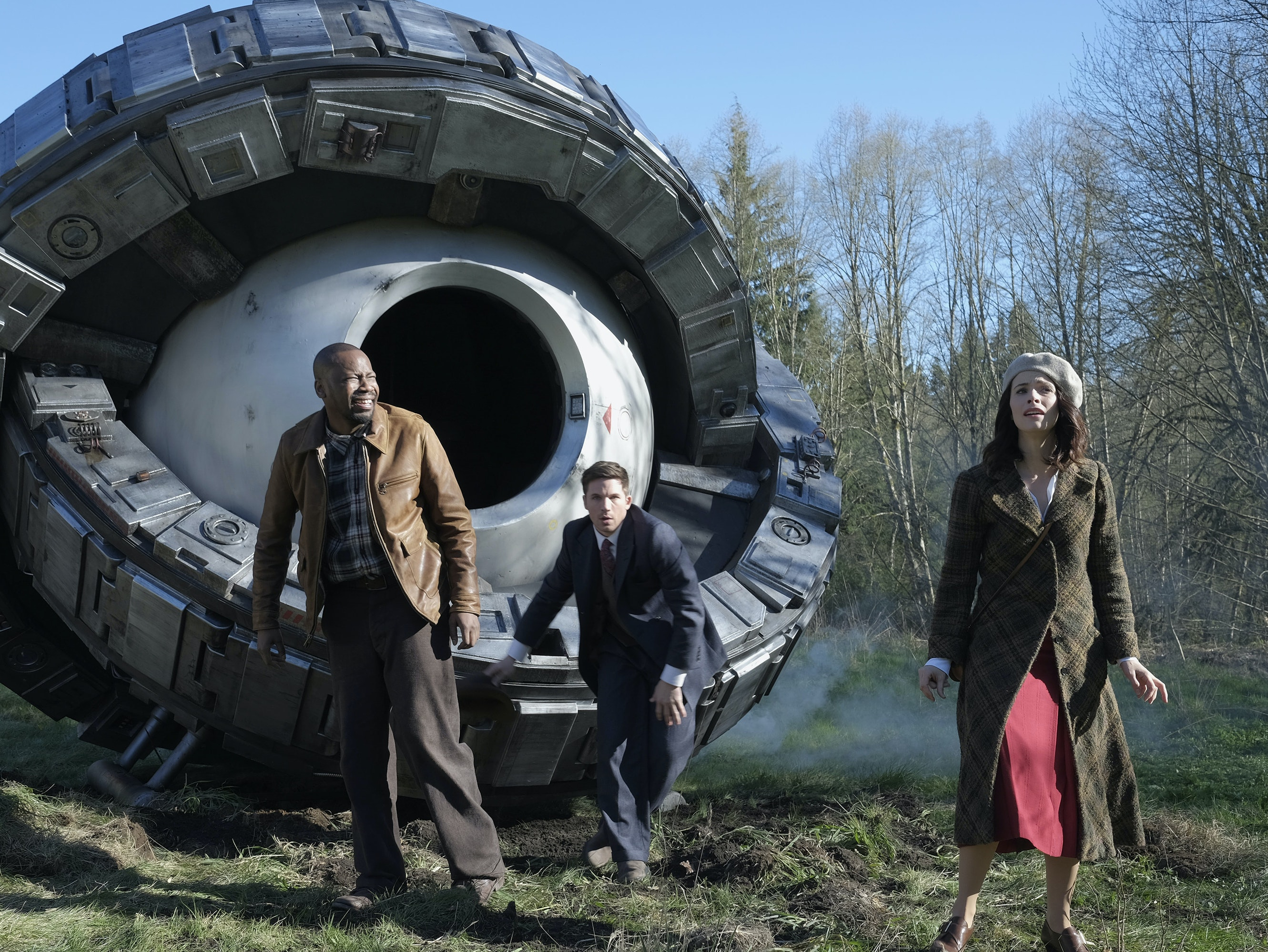 Everything You Need to Know About NBC's 'Timeless'