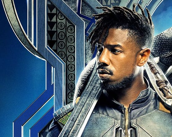 Michael B. Jordan as Erik Killmonger