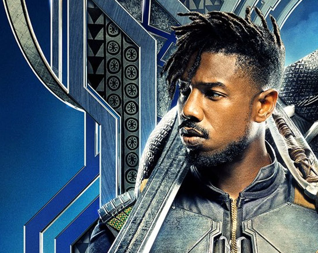 The Ten Characters on the 'Black Panther' Poster, Explained | Inverse