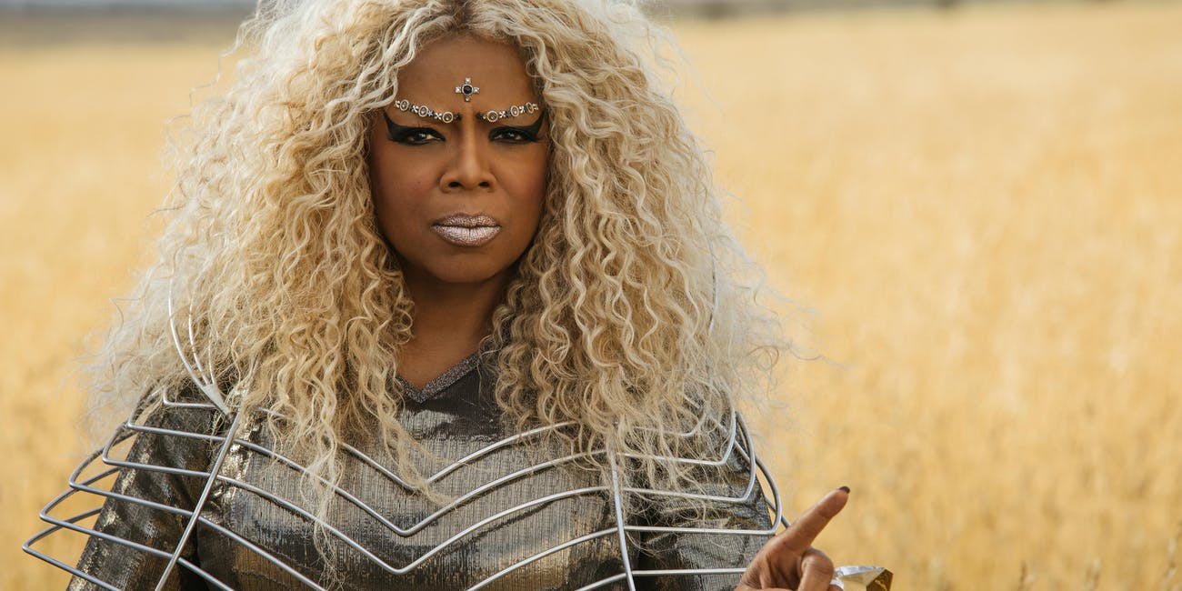 Oprah Winfrey as Mrs. Which in 'A Wrinkle in Time'