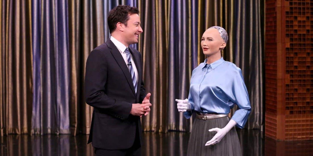 Sophia The Humanoid Robot Hanson Robotics Creation May Want A