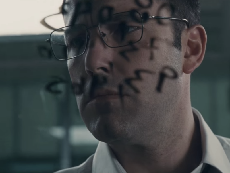 Why Ben Affleck Prefers Window Math in 'The Accountant'