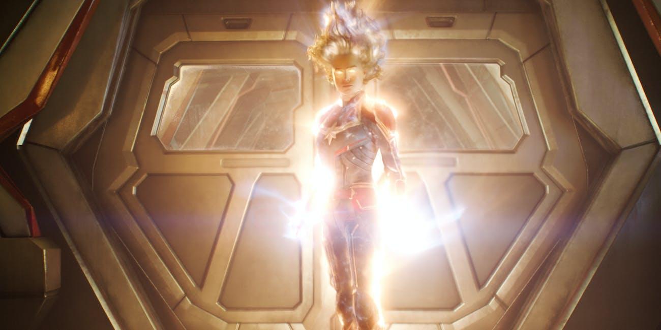 Captain Marvel Binary Form