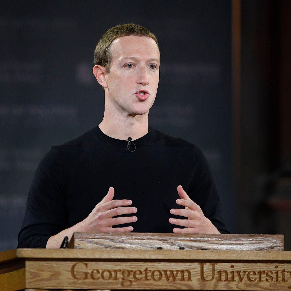 Why Zuckerberg's feud with Elizabeth Warren isn't going away