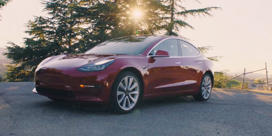 Elon Musk Just Supercharged Tesla Model 3 Deliveries With Trucking Move