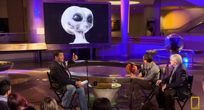 Have u seen this alien