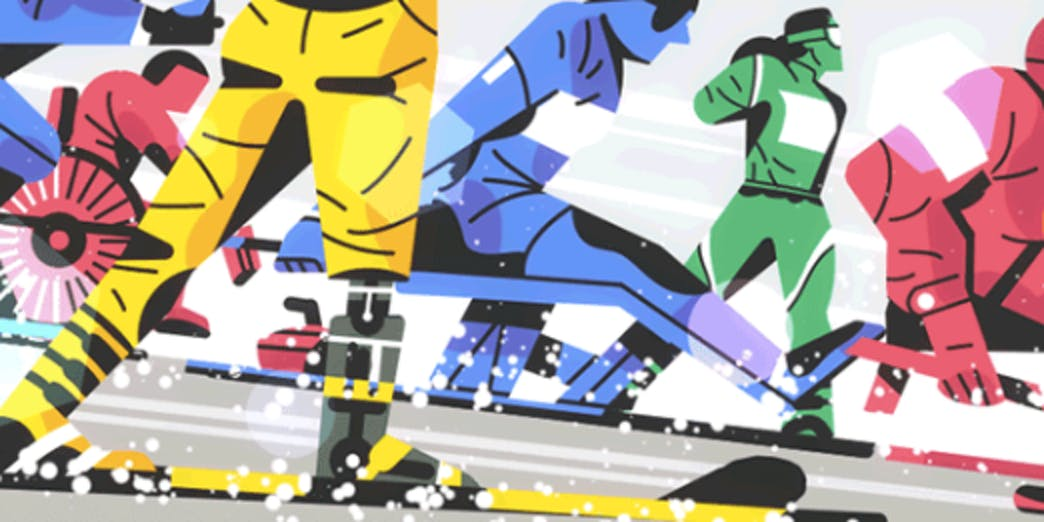 Paralympic google doodle