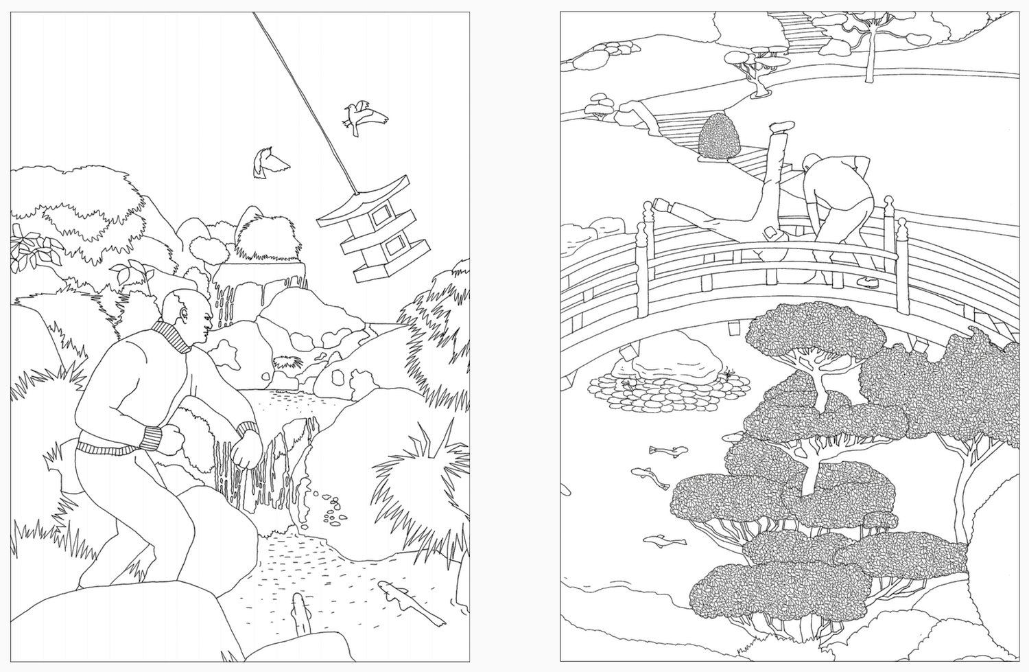the u0027mindless violence u0027 coloring book will make the world a