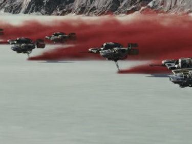"""The Last Jedi' Planet Crait Is a Cross Between Mars and Psyche"