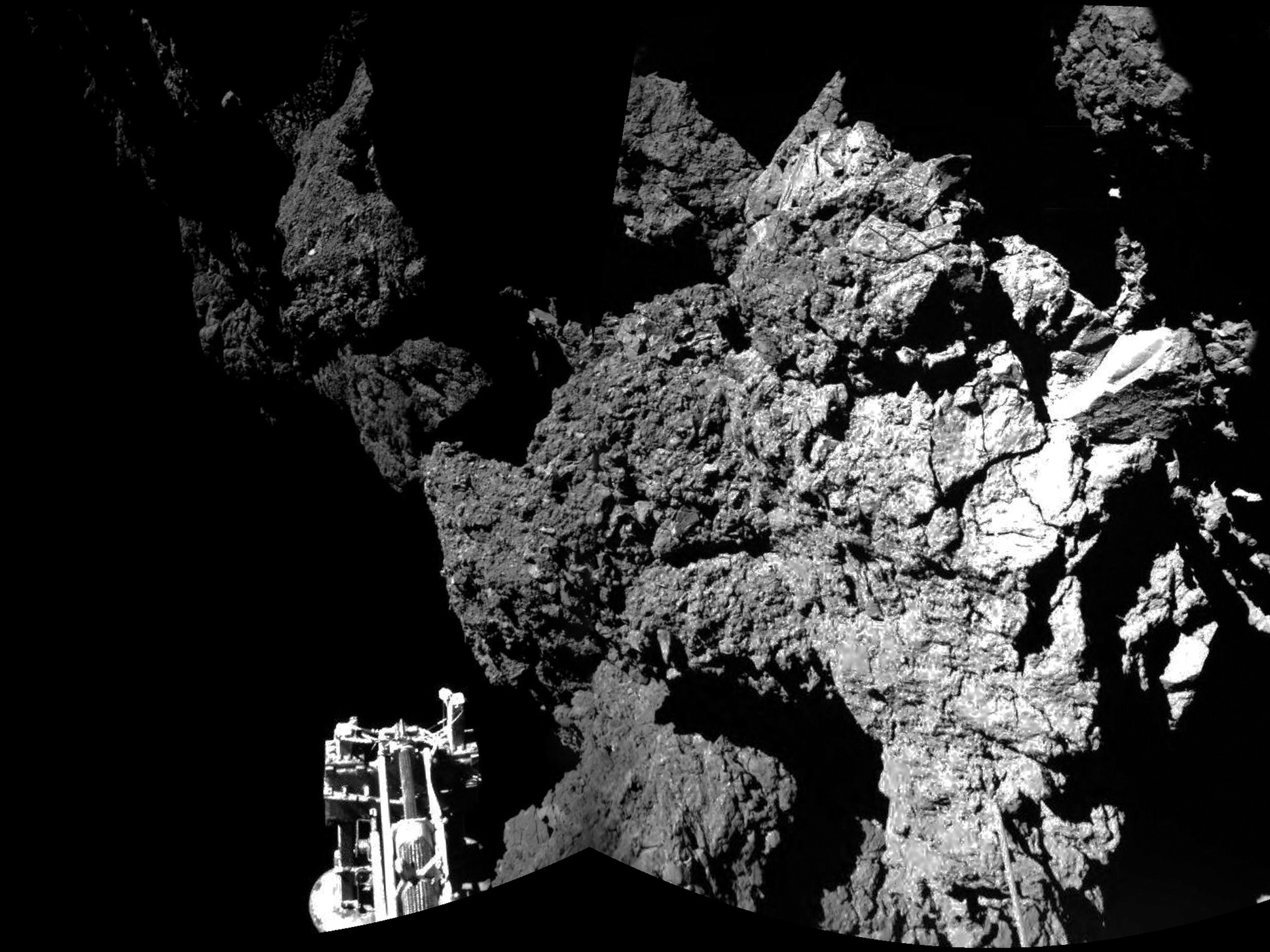 Farewell To Philae, the Comet Lander That Could
