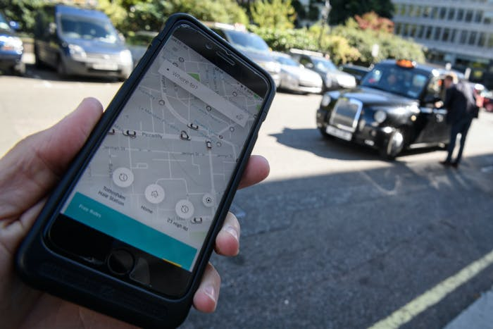 Uber has faced issues from regulators.