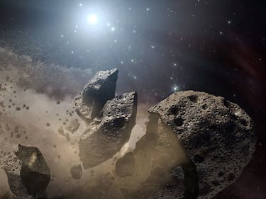 NASA's New Asteroid Alert Just Warned Us About A Close Call