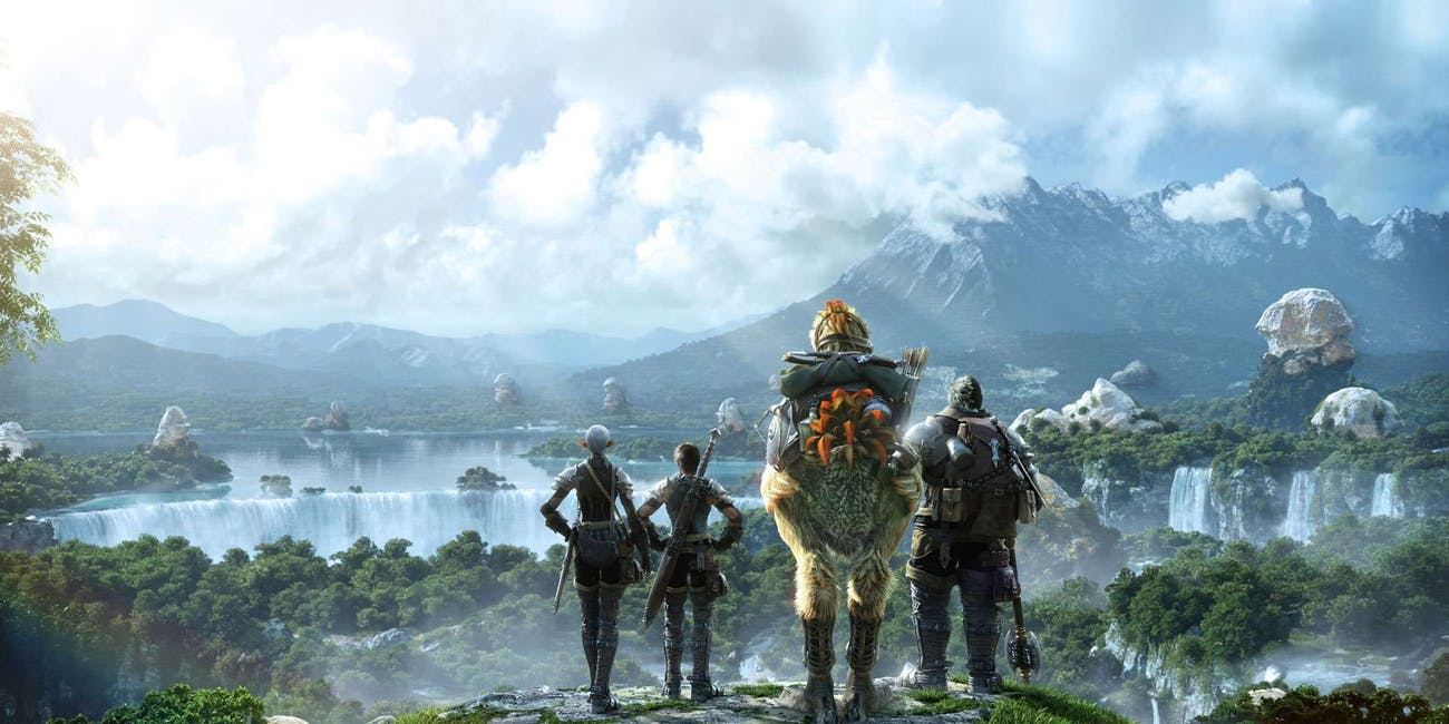 Now Is the Best Time to Start 'Final Fantasy XIV' | Inverse