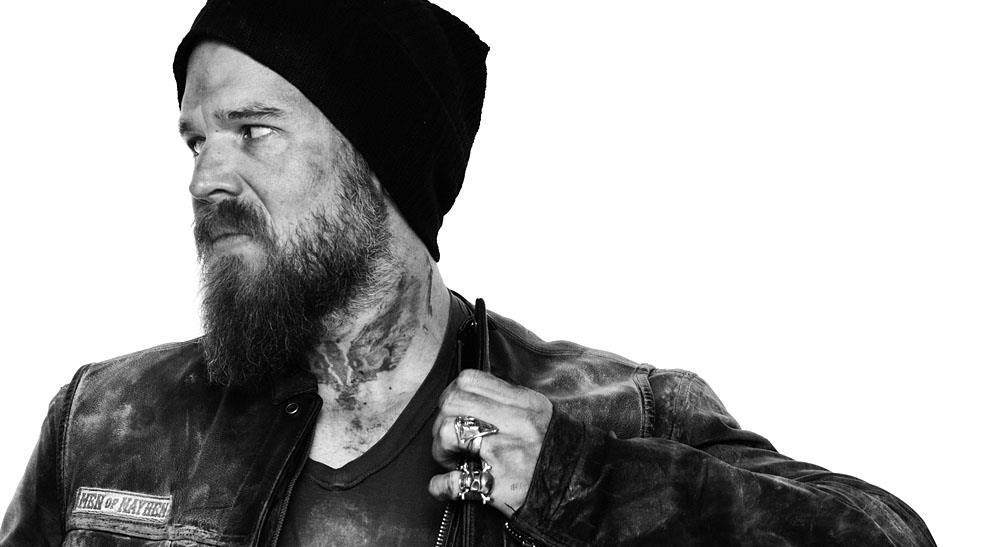 Ryan Hurst as Opie in 'Sons of Anarchy'