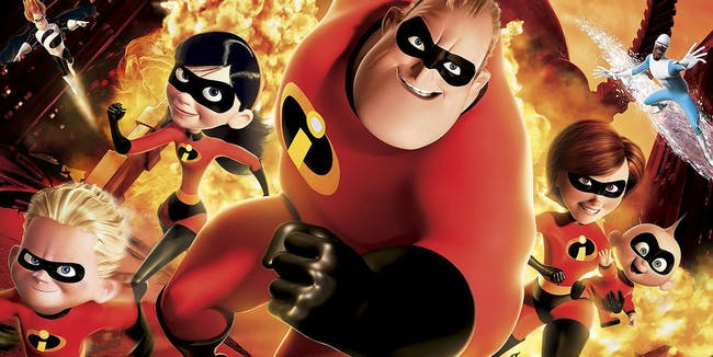 'The Incredibles'