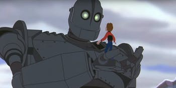 Ready Player One The Iron Giant