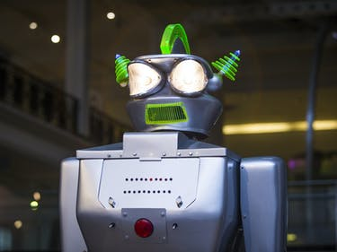 Robots Could Make Universal Basic Income a Necessity