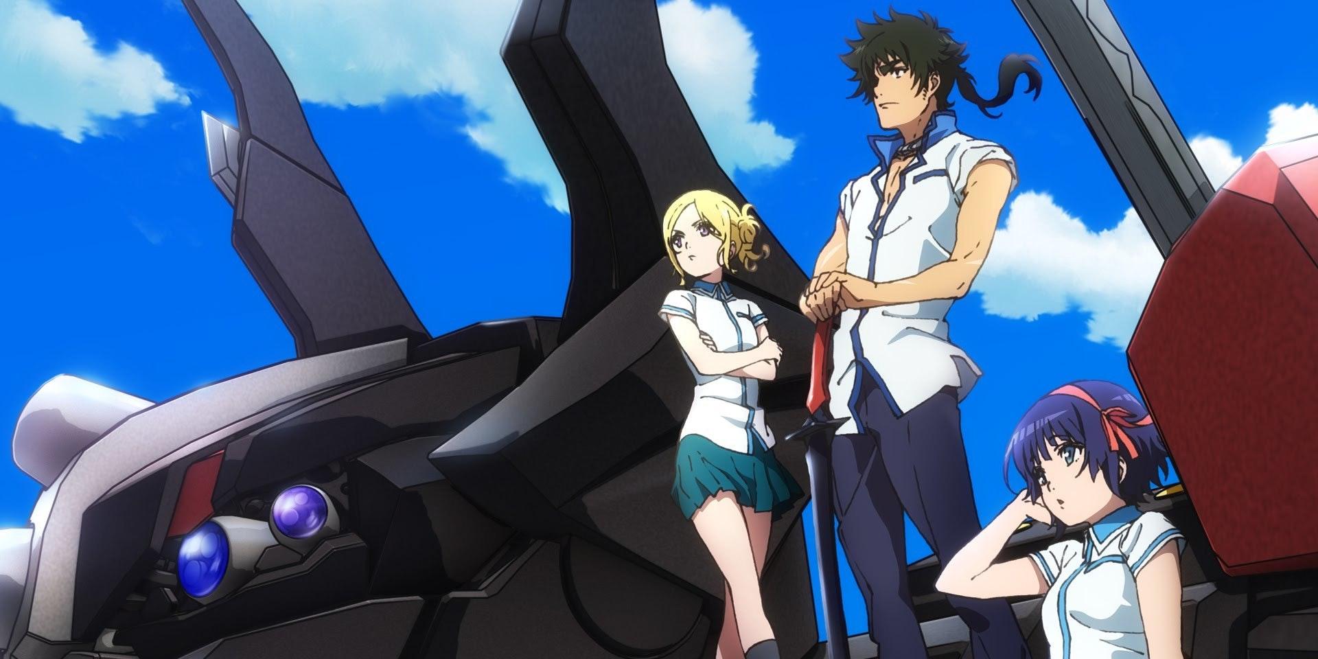 What Netflix's 'Kuromukuro' Should Take From Harem Anime Genre