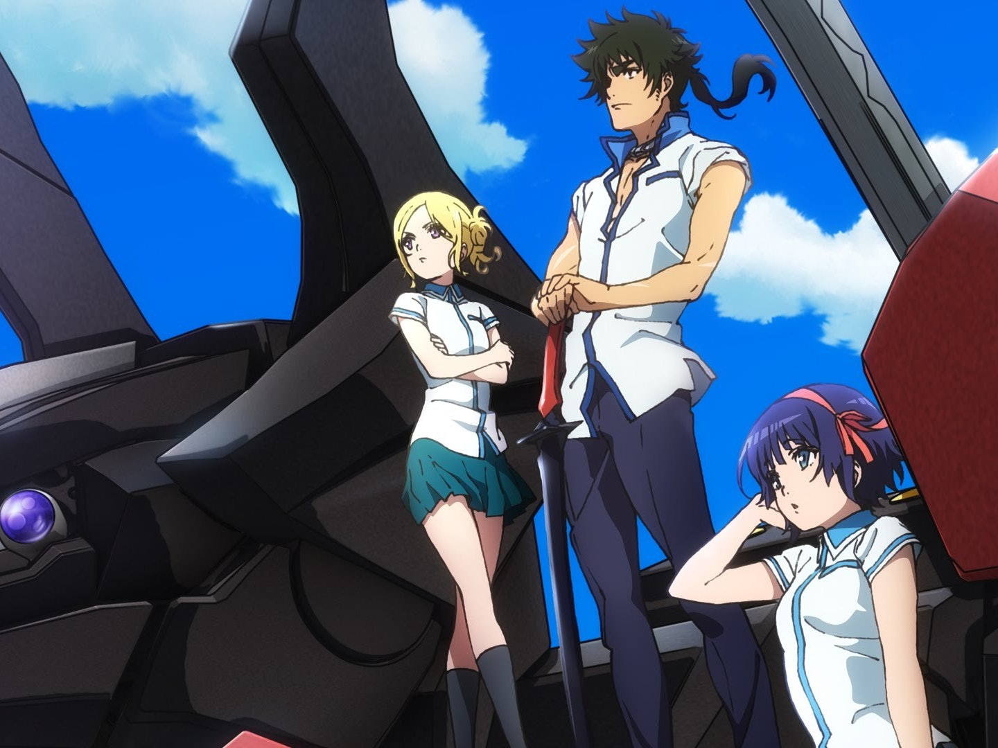What Netflix's 'Kuromukuro' Should Take From Harem Anime Genre