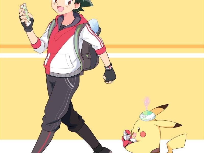 How to Create the Best Pokémon Go Trainer Halloween Costume