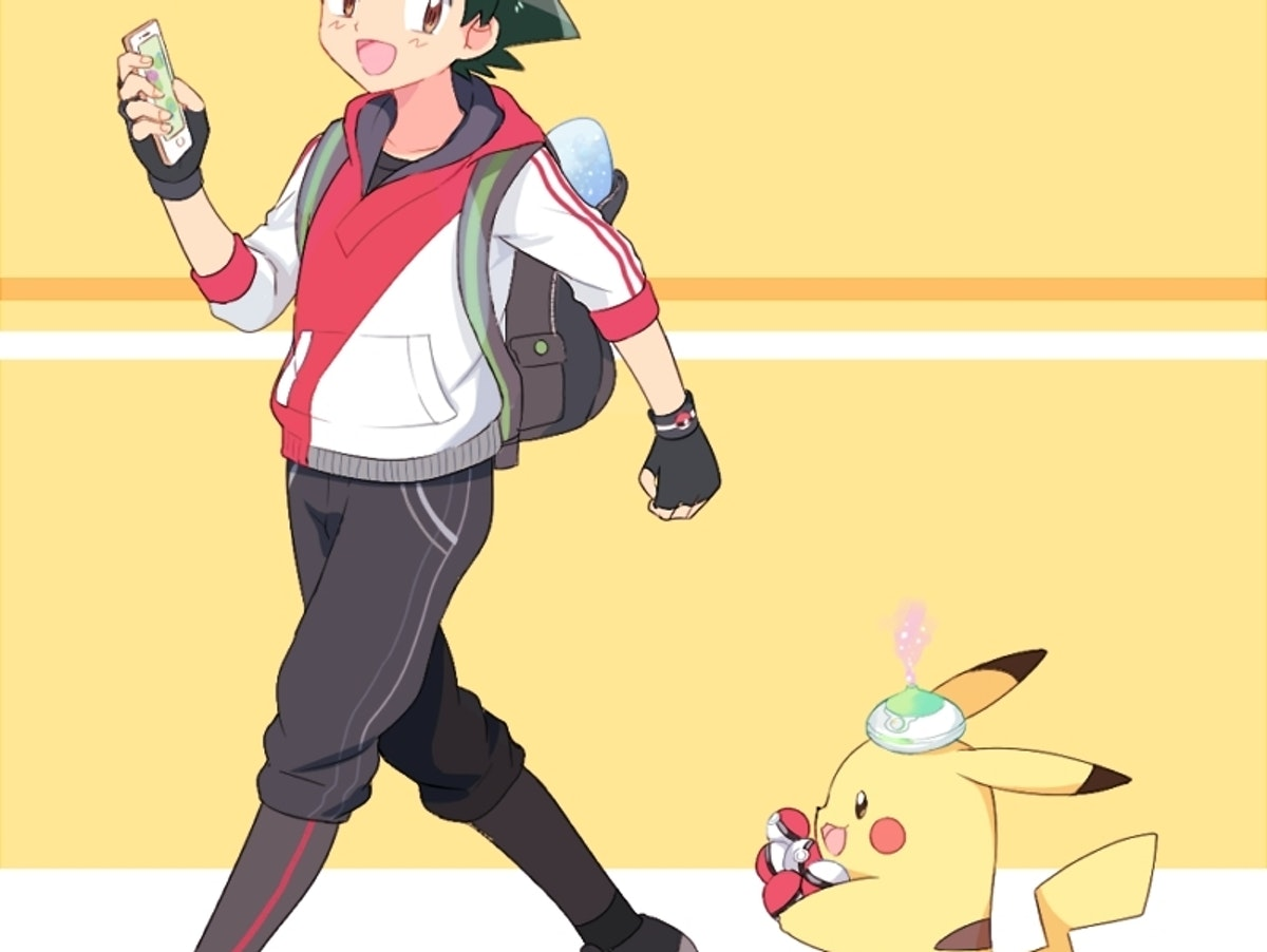 How to Create the Best Pokémon Go Trainer Halloween Costume