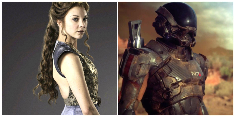 Natalie Dormer in 'Mass Effect: Andromeda'
