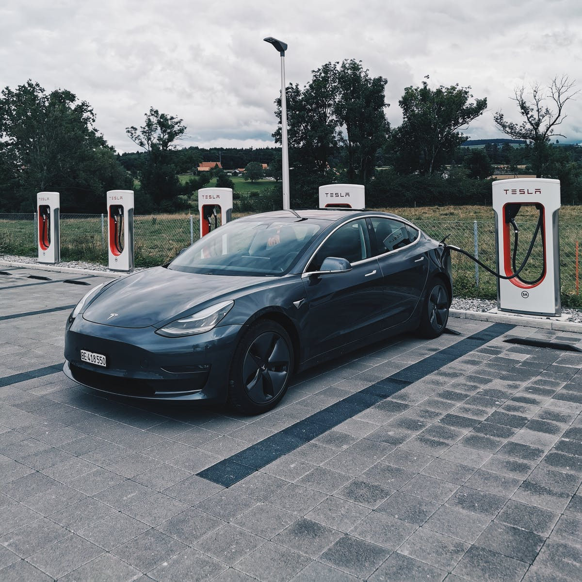 Elon Musk suggests the Tesla of the future could ditch grid power