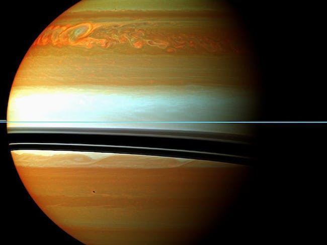 Saturn Cassini Best Day to See Planet