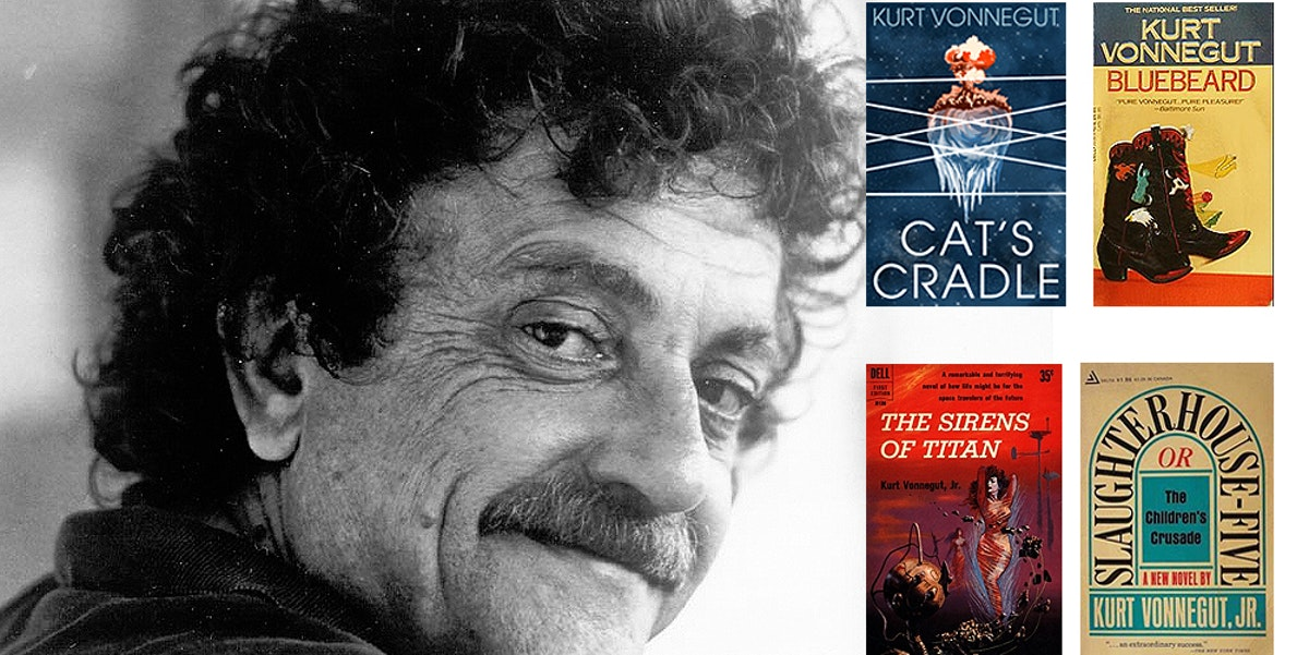 kurt vonnegut essays Free essays from bartleby | choice and direction in the writings of kurt vonnegut jr satire in american literature has evolved in response to the.