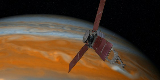 NASA's Juno Probe has exited Safe Mode