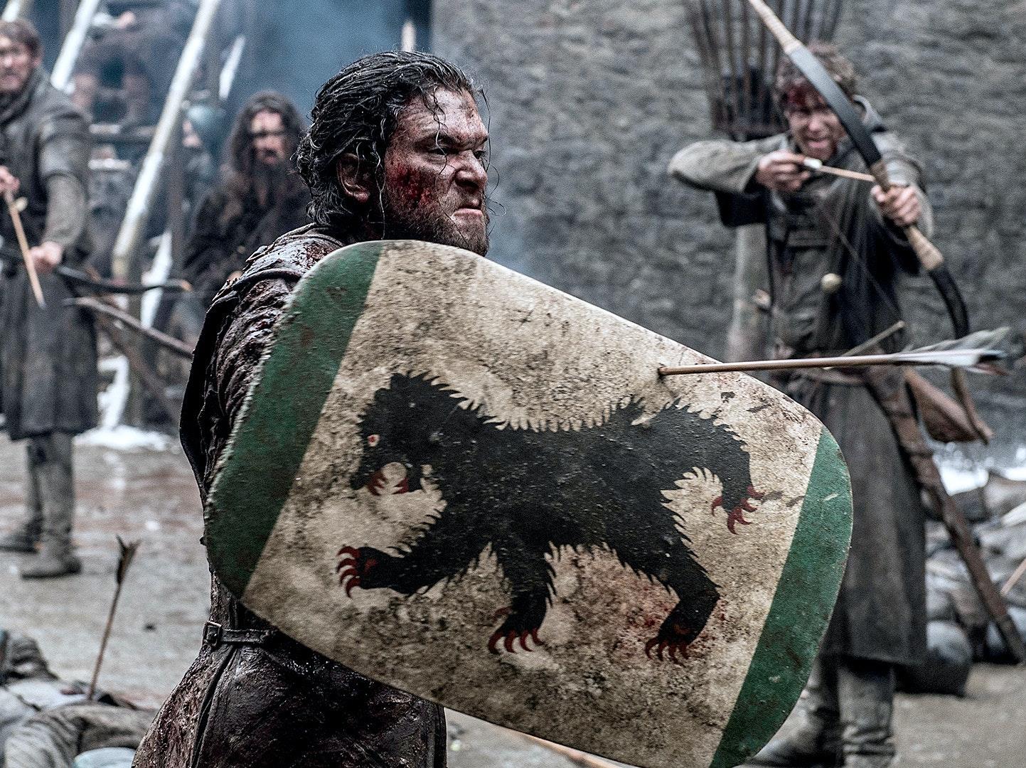 Rhaegar Targaryen Played By a Rock Star Makes Perfect Sense