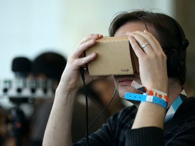 Watch Google I/O Live in 360-Degree Virtual Reality Video on Cardboard
