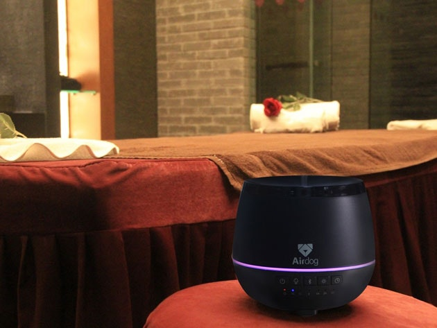 Get a Diffuser & Bluetooth Speaker in One 40% Off Device