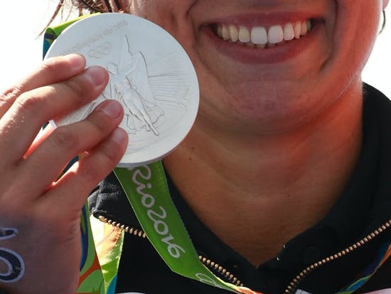 Pissed Off Silver Medalists Engage in Counterfactual Thinking