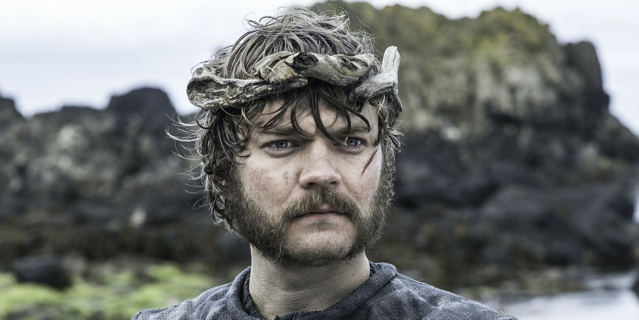 Yara and Theon Greyjoy in 'Game of Thrones'