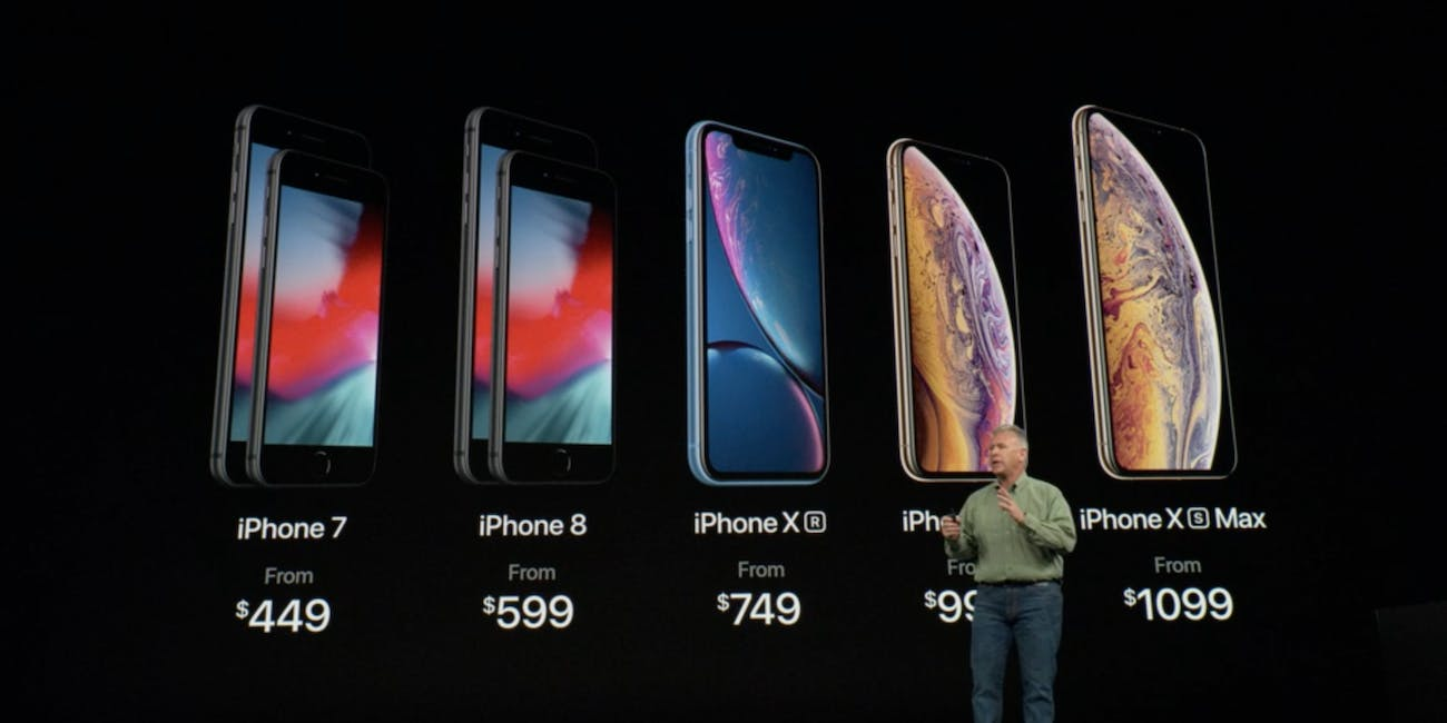 When is the best time to buy a new phone