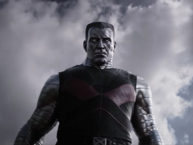 Colossus Will Be Big in the 'Deadpool' Movie, Andre Tricoteux Says