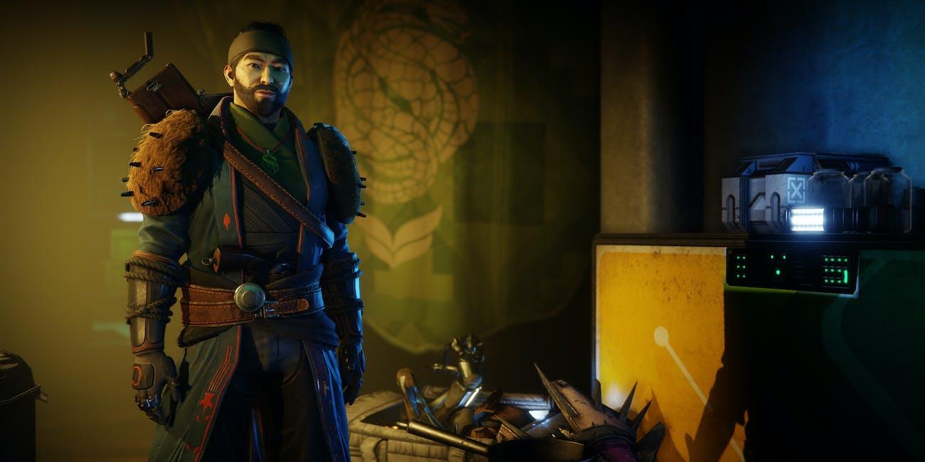 Destiny 2 Forsaken Gambit Mode