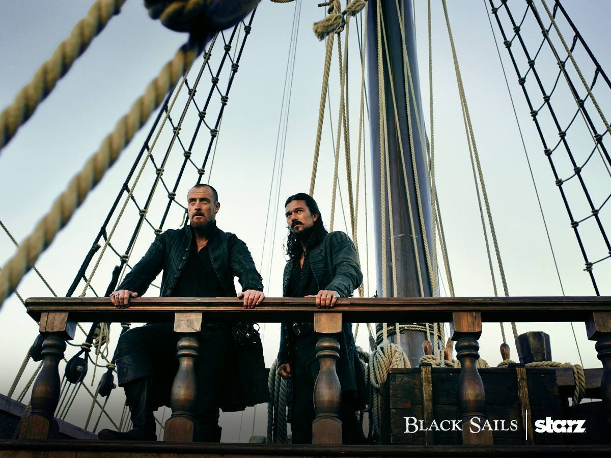 Who Was Narrating that 'Black Sails' Season 4 Trailer?