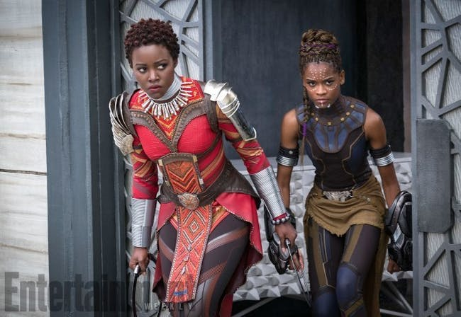 Black Panther Marvel Dora Milaje