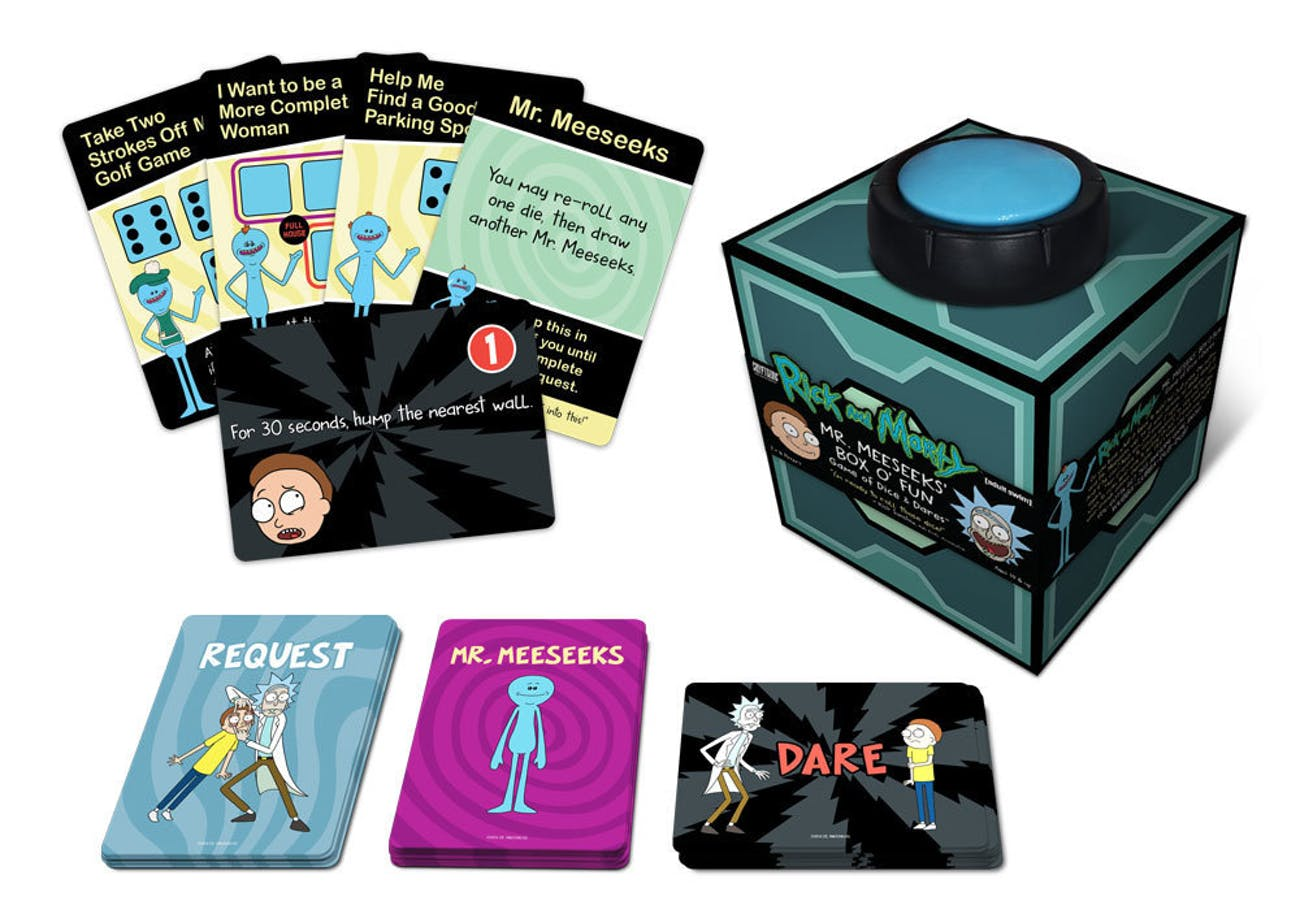 The 6 Squanchiest and Best 'Rick and Morty' Games | Inverse