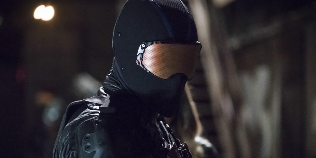 Arrow Deathstroke Vigilante